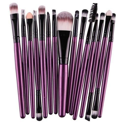 makeup børster sæt